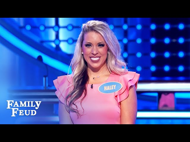 Ah! The McGraw family comes so close to $20,000! | Family Feud