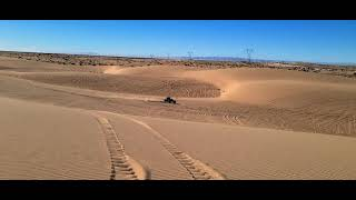 Honda odyssey 440z iฑ the dunes