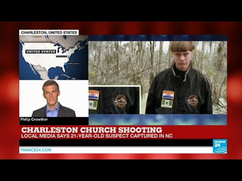 Breaking Charleston Church Shooting Suspect Dylann Roof