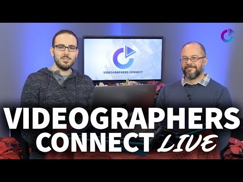 Videographers Connect LIVE - Baltimore Videographer