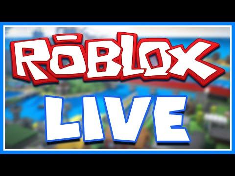 ROBLOX Gameplay Live Stream   Phantom Forces, Murder Mystery 2, ROBLOX Urbis   PC 1080p 60fps