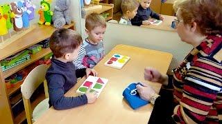 Сенсомоторное развитие дошколят – Занятия с дефектологом в Бутово