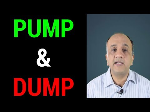 How to find PUMP and DUMP Penny Stocks ? (HINDI)