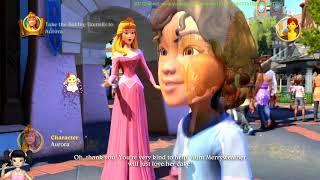 Thơ Nguyễn chơi game lạc vào thế giới Disney và gặp được những điều kỳ lạ tập 7