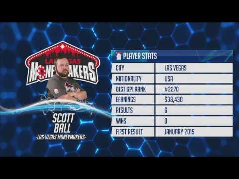 Replay: GPL Week 10 - Americas Heads-Up - Scott Ball vs. Thiago Nishijima - W10M134
