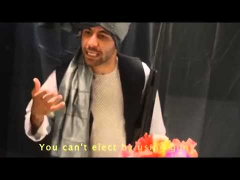 Afghanistan 2014 election Ashraf ghani