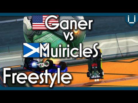 MuiricleS Vs Ganer | £200 Freestyle 1v1