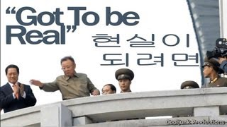 "North Korea- ""Got to be Real"" march"