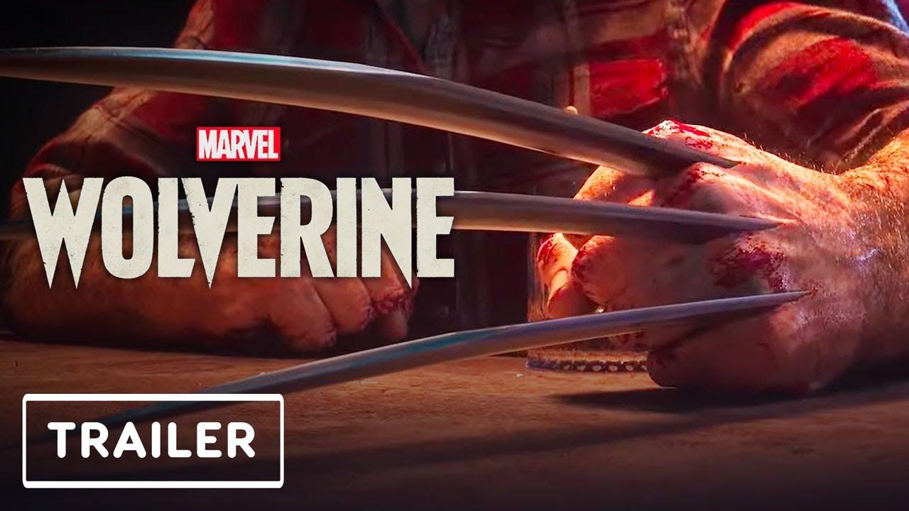 Marvel's Wolverine - Reveal Trailer | PlayStation Showcase 2021 - YouTube