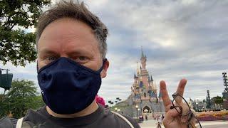 Live at Disneyland, Paris. July 2020