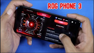 ROG Phone 3 Gaming Features Explained, Screen Recording, Air Triggers, X Mode & Live Stream Options