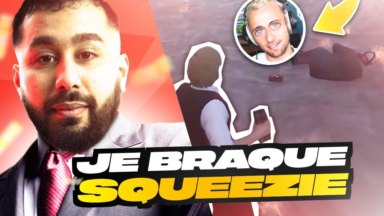 Download JE BRAQUE SQUEEZIE SUR GTA RP 😱 ! BEST OF LOLY #1