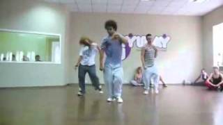 Yelle - A Cause Des Garcons choreography by Francisco Gomes - Dance Centre Myway.mp4