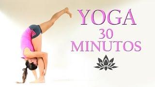 Yoga para BAJAR de PESO para PIERNAS 30 minutos | Clase 2