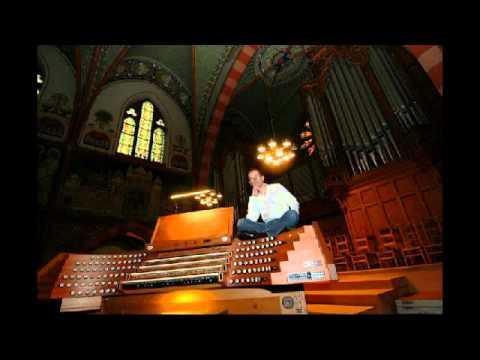 Adiemus by Karl Jenkins (organ)