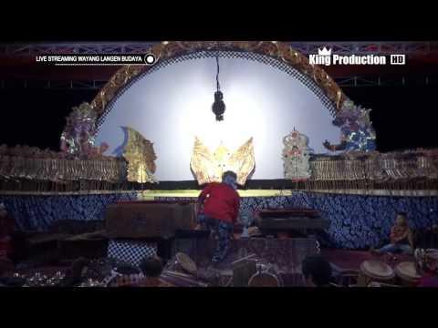 Wayang Kulit Langen Budaya H. Rusdi 1 Lakon Full HD