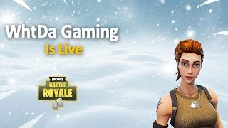 ☃️CHRISTMAS SKINS☃️ 14 Days of fortnite !! WhtDa Gaming | PC PLAYER |
