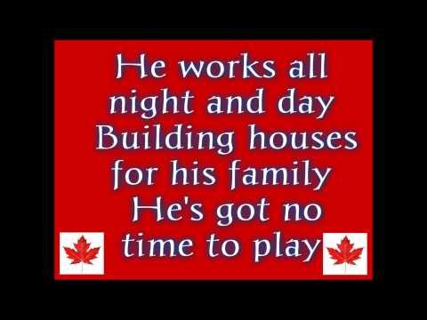 I've got Canada in my Pocket