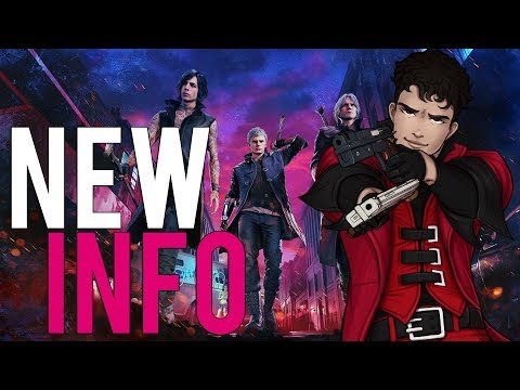 Devil May Cry 5 - New Interview - Spoilers thumbnail