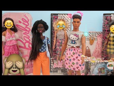 Barbie Kombin Challenge! Bidünya Oyuncak