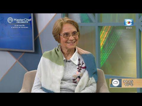 Mary Larrosa: Ánimo compañeros que la vida puede más