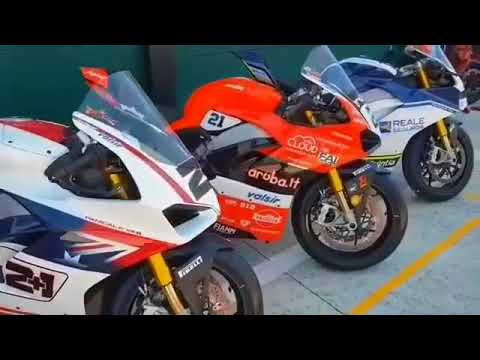 wdw 2018 ducati panigale v4 for race of champions youtube. Black Bedroom Furniture Sets. Home Design Ideas