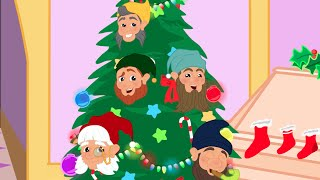 Sonne les Cloches - Jingles Bells en Français - Chanson de Noel  - Vive le Vent