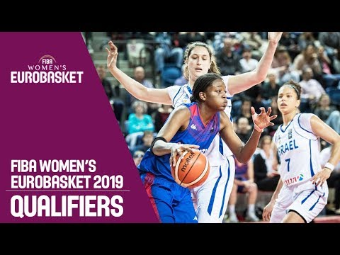 Israel v Great Britain - Full Game - FIBA Women's EuroBasket 2019 Qualifiers