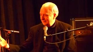 Michael Nesmith does a Q & A during the 2014 Monkees Convention alo...