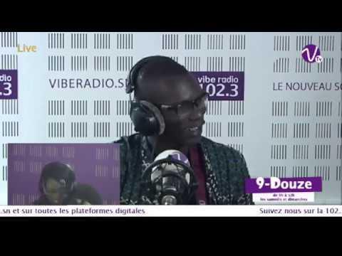 Khatab MBAYE L'Officiel est au micro de Maïté    Vibe Radio Senegal