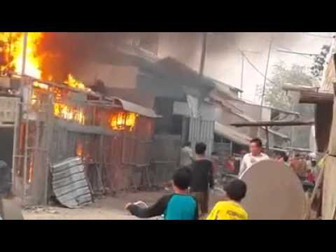 House Fire News - Crazy House Fire - House fire cause by electricity