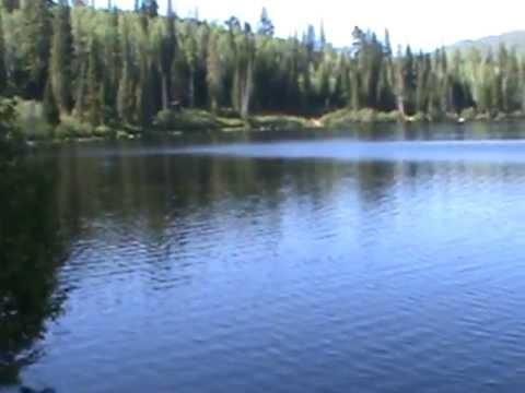 Silver Lake - Big Cottonwood Canyon Utah