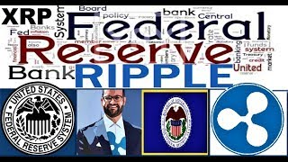 RIPPLE NEWS & GREAT PREDICTION: 🔥Bright Future & Federal Reserve...
