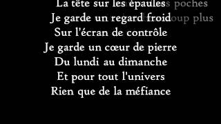 Francis Cabrel - Gardien de nuit - Paroles