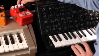 Gambar cover Korg All Access: Producer Steve Levine talks MS-20 mini and VOX Trike Fuzz and Double Deca Delay