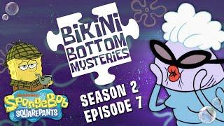 The Shady Miss Shell! 🐚 Bikini Bottom Mysteries S2 Ep. 7   #SpongeBobSaturdays thumbnail
