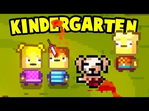 Kindergarten - DON'T BRING CINDY'S MUTILATED DOG TO SHOW AND TELL! - Kindergarten Gameplay Ep 12