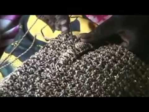 How to make a banana twine bag (Rwanda)