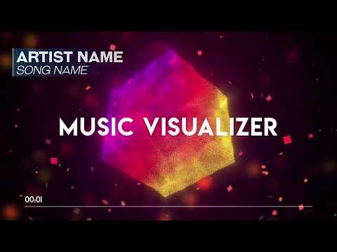 7 Best After Effects Template Audio Spectrum