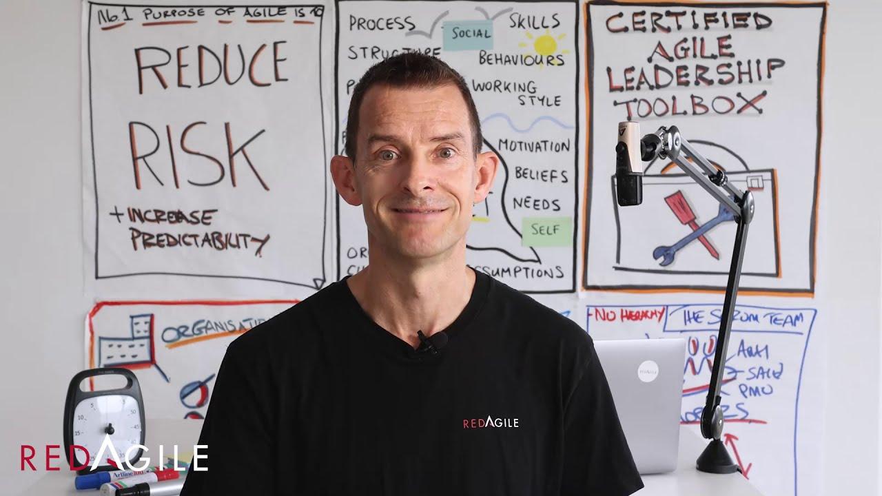 Certified Agile Leadership Training (CAL E & CAL T)™
