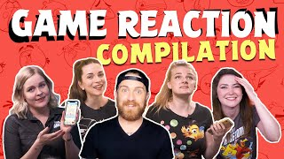 Angry Birds Game Reaction | Compilation 1