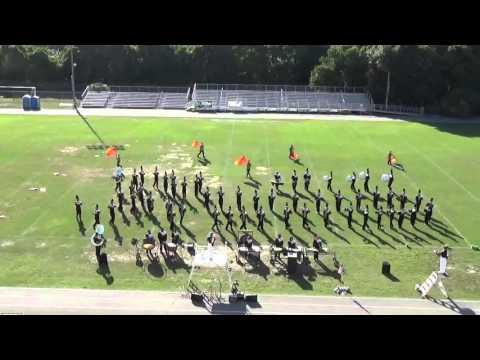 2015 Eustis Marching Festival - Mt Dora High School Performance