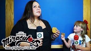 The Miraculous News Network - Mela Lee & Lindalee  | Tales of Ladybug & Cat Noir