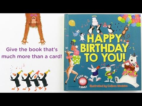 Jual Ori Happy Birthday To You Sound Book Buku Impor Anak Kab Tangerang Starlite Market Tokopedia