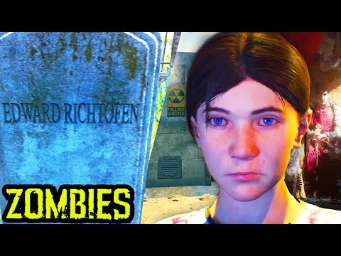 ALL SECRET BLACKOUT ZOMBIES EASTER EGGS: RICHTOFEN STONE, SAMANTHA, WEAPONS & MORE! (Black Ops 4)
