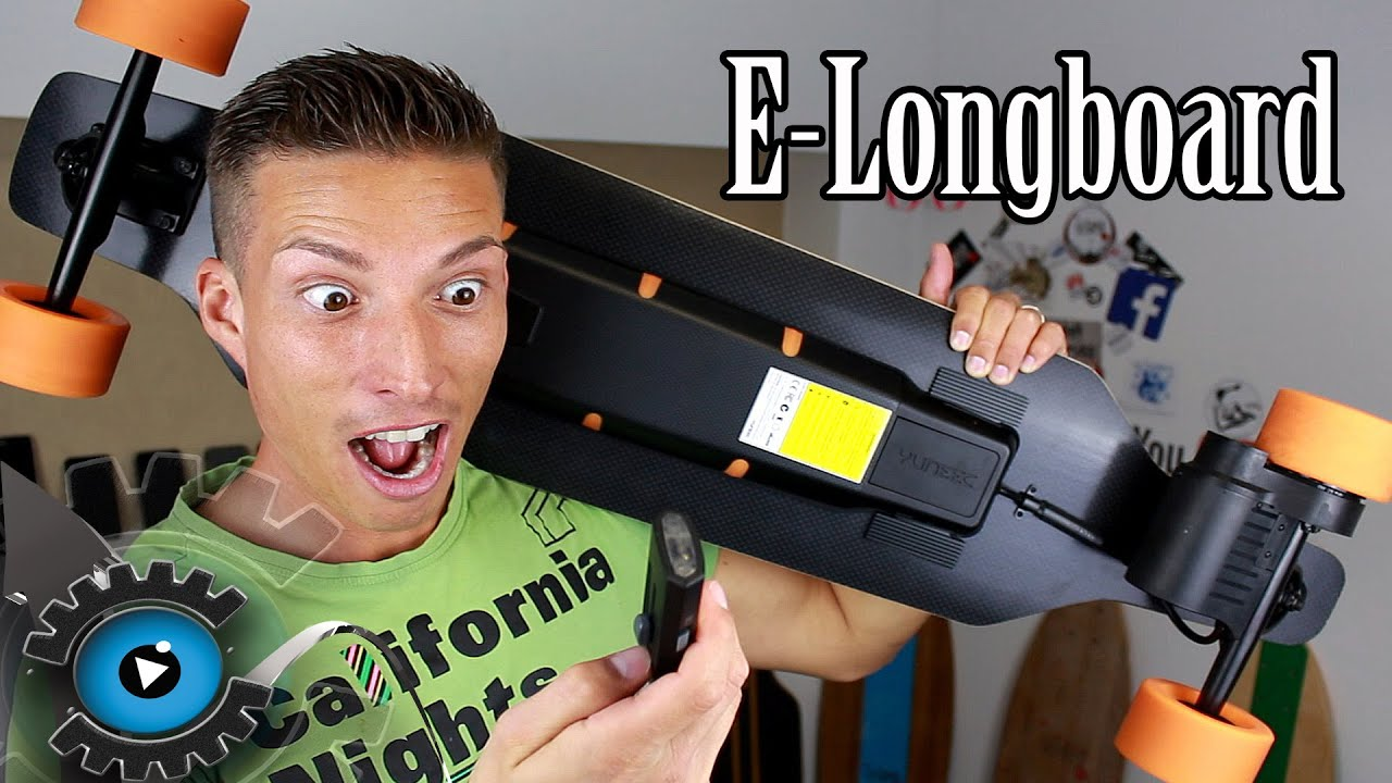 yuneec e go elektro longboard review verlosung deutsch. Black Bedroom Furniture Sets. Home Design Ideas