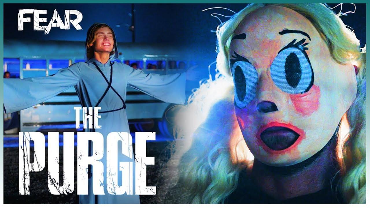 Download A Selfless Sacrifice | The Purge (TV Series)