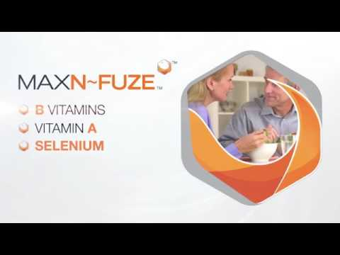 MaxN-Fuze assists your cells in functioning at optimal levels