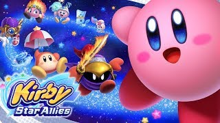 KIRBY STAR ALLIES DEMO REVIEW (FULL STREAM)