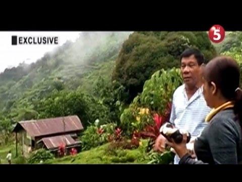 Exclusive | 'Hideout' ni Duterte, ipinasilip sa News5
